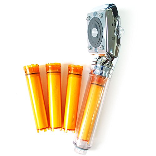 Handheld SONAKI Vitamin C VAIO Spray Volumen Dusche Head Set (sbh-111cr)