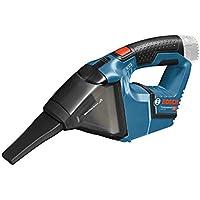 Bosch Professional GAS 12V - Aspirador a batería (12V, capacidad 0,35 l, 45 mbar, sin batería)