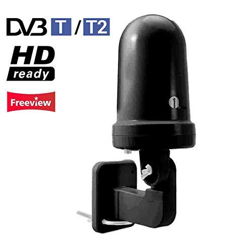 1byone DVB T/T2 Antenne Zimmer- / Außenantenne
