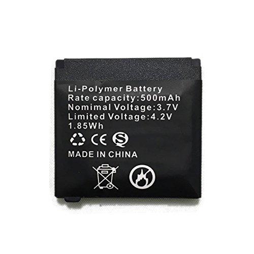 Batería litio recargable Q18 batería Smartwatch