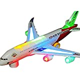 Blossom Aeroplane A380 With Sound & Light/ Airbus A380 With Sound Effect & Light For Kids , Babies/ Battery Operated Aeroplane