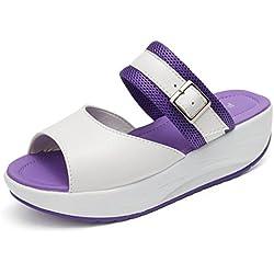 FOBEY , Damen Ballerinas , violett - violett - Größe: 39,5 EU