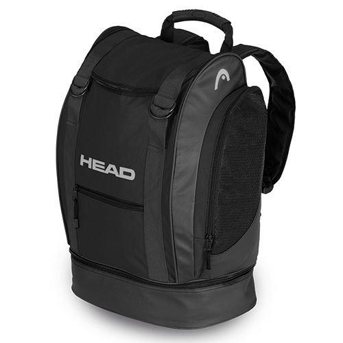 HEAD Tour Backpack 40Rucksack Unisex, schwarz