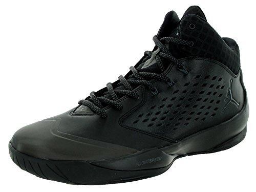 Jordan Rising haut noir / anthracite / noir Chaussures de basket