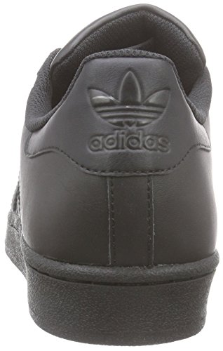 adidas Superstar Foundation, Herren Sneakers, Schwarz - 2