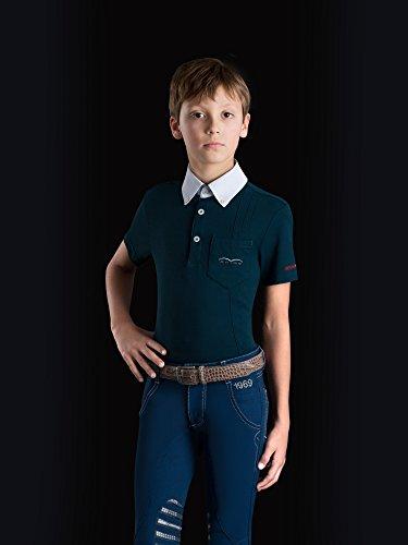 Animo Kinder Reithose Modell Moss für Jungen, Gr. 9 Jahre