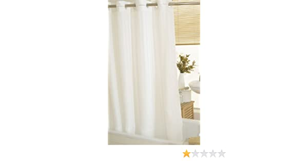 Country Club Hookless Shower Curtain 180cm x 180cm