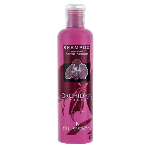 Shampoo Orchid Oil 250ml-Kleral System -
