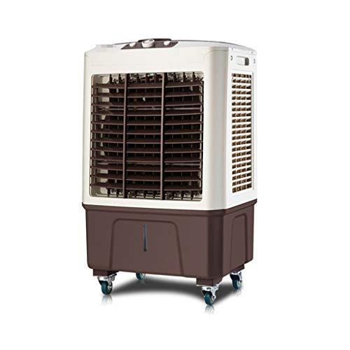 Raffreddatore d'aria,Raffrescatore Evaporativo Raffreddatore d'aria portatile evaporativo per casa, umidificatore purificatore d'aria, terza velocità di marcia, serbatoio d'acqua da 150W, 40L Climatiz