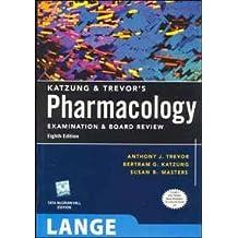 Amazon katzung books lange katzung trevors pharmacology examination and board review fandeluxe Choice Image