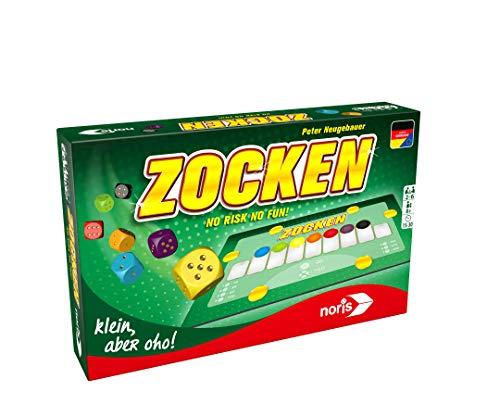 Noris 606101705 - Zocken, No Risk No Fun