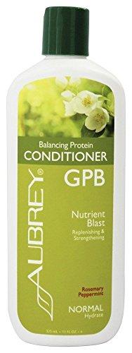 Aubrey Organics - KNALLRosemary Pfefferminz des Conditioner-ausgleichende Protein-GPB Nähr - 11 Unze. - Aubrey Protein Conditioner