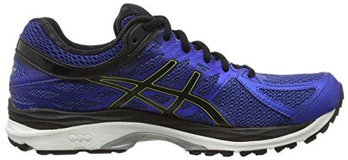 Asics Gel-cumulus 17 G-tx, Chaussures de Running Entrainement Homme Bleu (mosaic Blue/black/lime Punch 5390)
