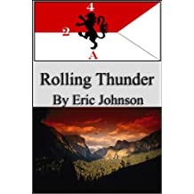 2-4 Cavalry Book 7: Rolling Thunder (Military Scifi) (English Edition)