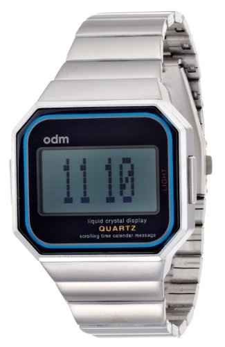 odm-mysterious-vii-unisex-quartz-watch-with-silver-dial-digital-display-and-silver-stainless-steel-s