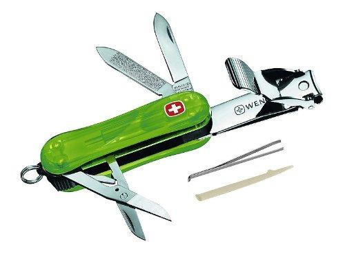 Wenger Taschenmesser Schweizer, grün, 10.0586.07