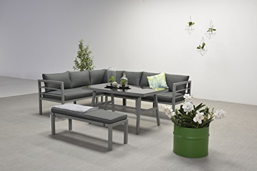 Hohe Dinning Aluminium Lounge
