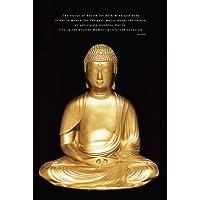 "Pyramid International "" Buddha"" Maxi Poster, Multi-Colour, 61 x 91.5 x 1.3 cm"