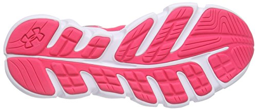 Under Armour UA W Micro G Assert 6 - Scarpe Running Donna Rosa (Pink (HYR/DOB/WHT 962))