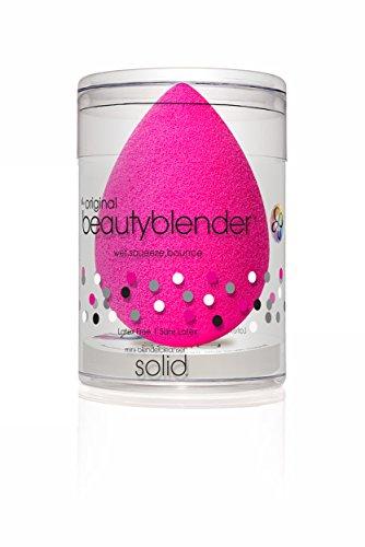 BEAUTYBLENDER Coffret 1 Eponge Maquillante et 1 Mini Solid Cleanser