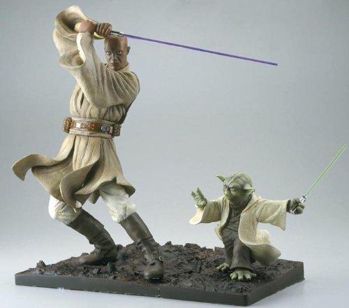 & Yoda 30cm ArtFX Statue ()