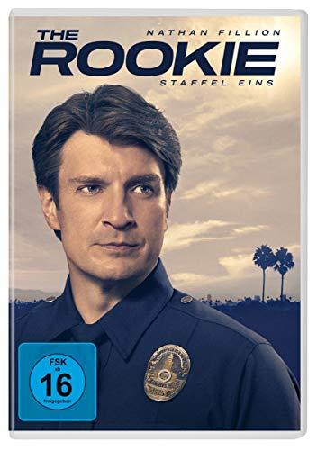 The Rookie - Die komplette erste Staffel [5 DVDs]