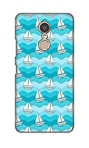 ZAPCASE Printed Back Cover for Lenovo K6 Note