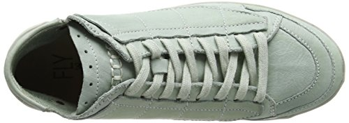 FLY London Tims241, Sneakers Hautes Femme Vert (Pastel Green 013)
