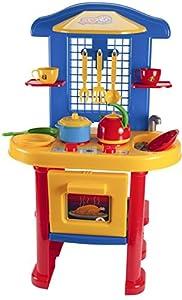 Baczek KUD 2124 Play Kitchen - Play Kitchens (480 mm, 150 mm, 580 mm, 2,21 kg, Caja)