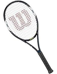 Wilson Surge Pro 100 W/O - Raqueta de tenis, color azul marino / azul / blanco, talla 2