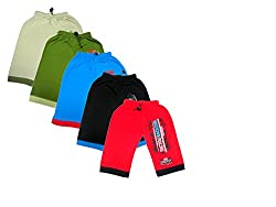 New Day Boys Cotton Three Fourth (Pack of Five)