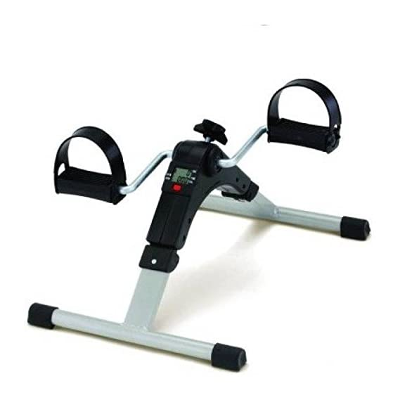 IBS MINI PEDAL LEG CYCLE HOME ROLLER BICYCLE WEIGHT LOSS WALKING KNEE JOINT Upright Exercise Bike
