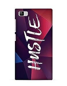 Red Hustle Xiaomi Mi3 case