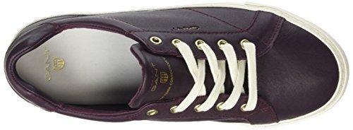 Gant - Alice, Scarpe da ginnastica Donna Rosso (Rot (Purple Fig G503))