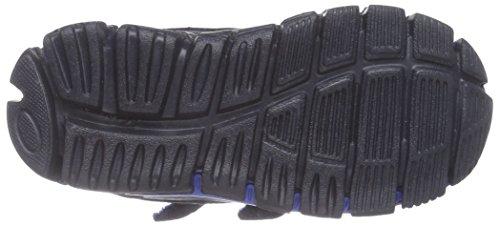 KangaROOS Inlite 3004A V, Baskets premiers pas mixte bébé Bleu (Dk Navy/Ultramarine 449)
