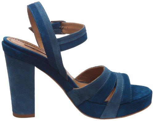 Atelier voisin Volupte, Sandales femme Bleu