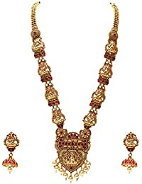 a095dcacfc9c5f Pink Women's Jewellery Sets: Buy Pink Women's Jewellery Sets online ...