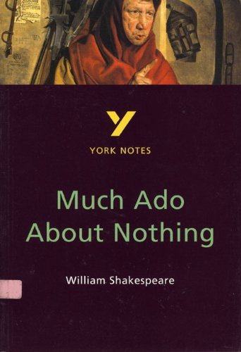 Much Ado About Nothing: York Notes for GCSE by Rowbotham, Sarah (September 1, 1999) Paperback