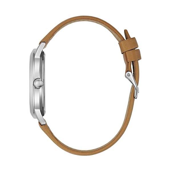 GUESS Reloj Analógico para Hombre de Cuarzo con Correa en Cuero 0091661471230