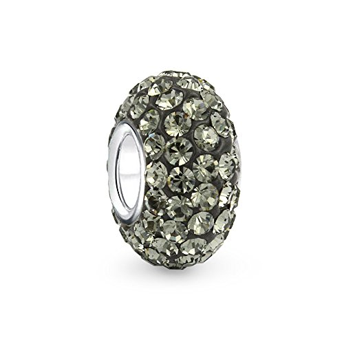 Bling Jewelry PBX-HZ-04-GREY