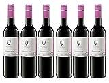 P.J. Valckenberg Rotwein aus Deutschland Weinpaket Dornfelder lieblich 2017 (6 x 0,75 Liter)