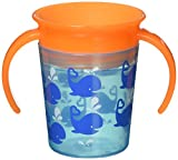 Best Munchkin Toys For 6 Months - Munchkin 1PK 9OZ DECO MIRACLE TRAINER CUP BLUE Review