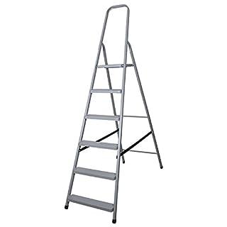 Abbey Steel Step Ladder 6 Tread
