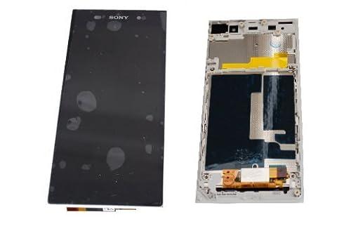 Sony Xperia Z1L39H Écran tactile LCD, blanc