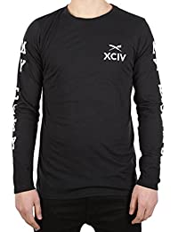 Iriedaily T-shirt manches longues Homme xciv LS – Black