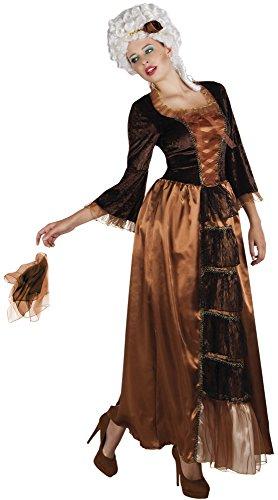 hsenenkostüm Noble Lady, Gröߟe 36/38 (Reiche Frau Halloween Kostüm)