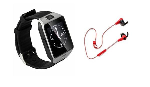Smart Watch & Headset for PANASONIC T9: Amazon in: Electronics