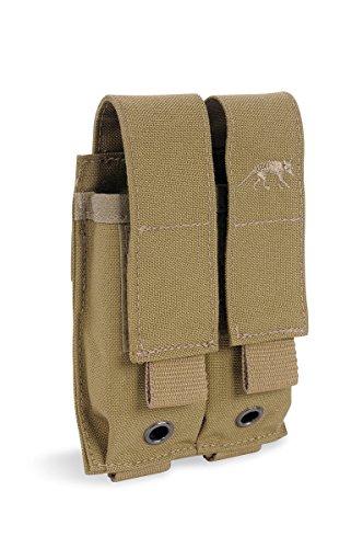 Tasmanian Tiger Magazintasche DBL Pistol, khaki, 16 x 11 x 2, 7688