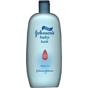 Johnson's Baby Bath 2 x 500ml (1000ml Bath)