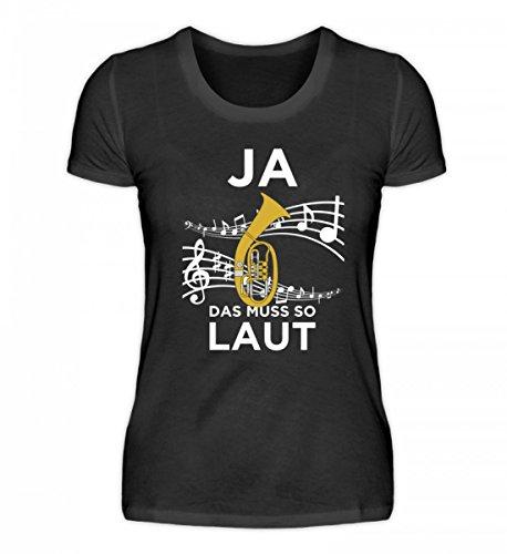 Chorchester Hochwertiges Damenshirt - Für Alle, die Tenorhorn Lieben!